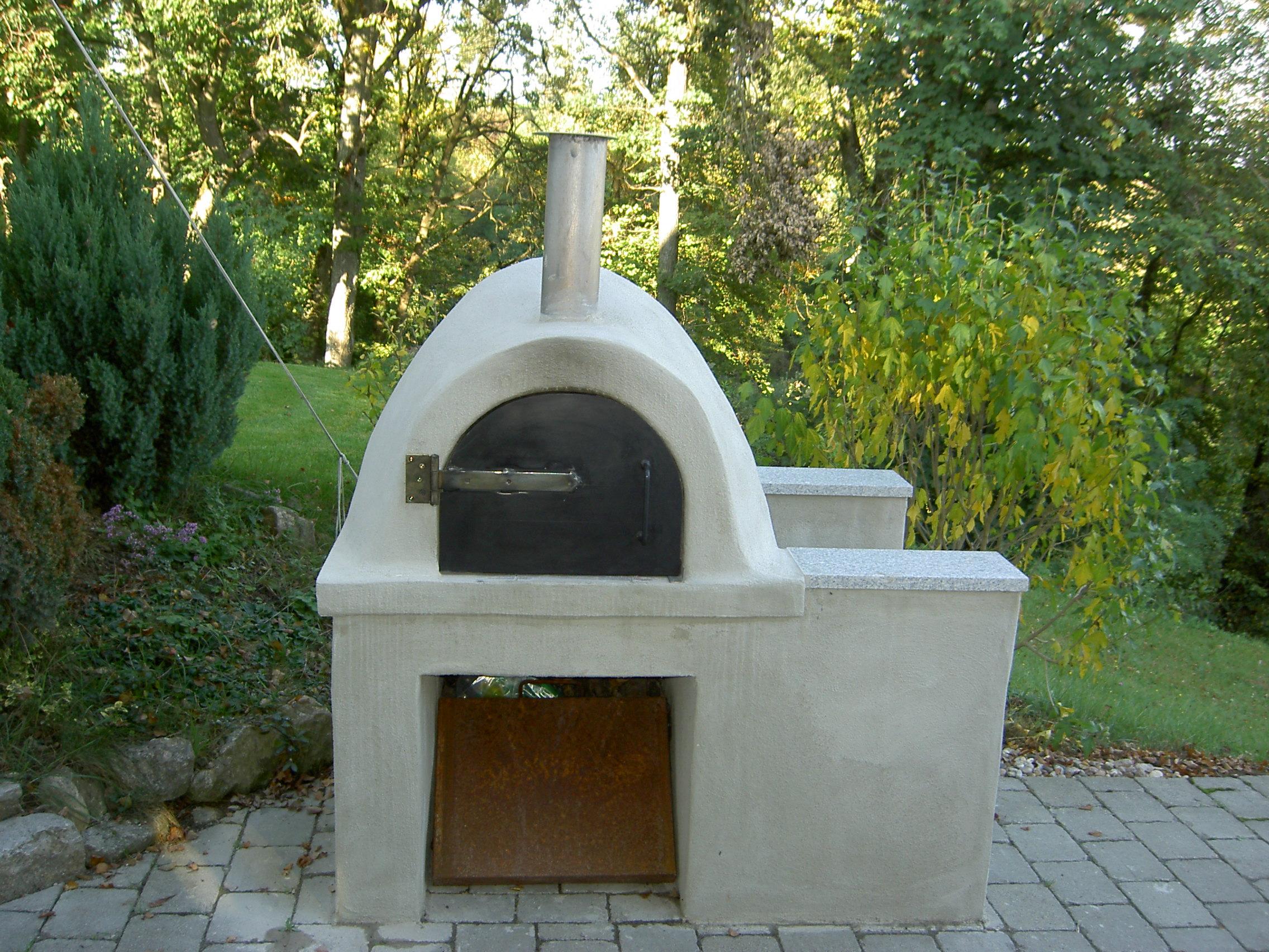 Pizzaofen garten die neuesten innenarchitekturideen - Pizzaofen fur den garten ...